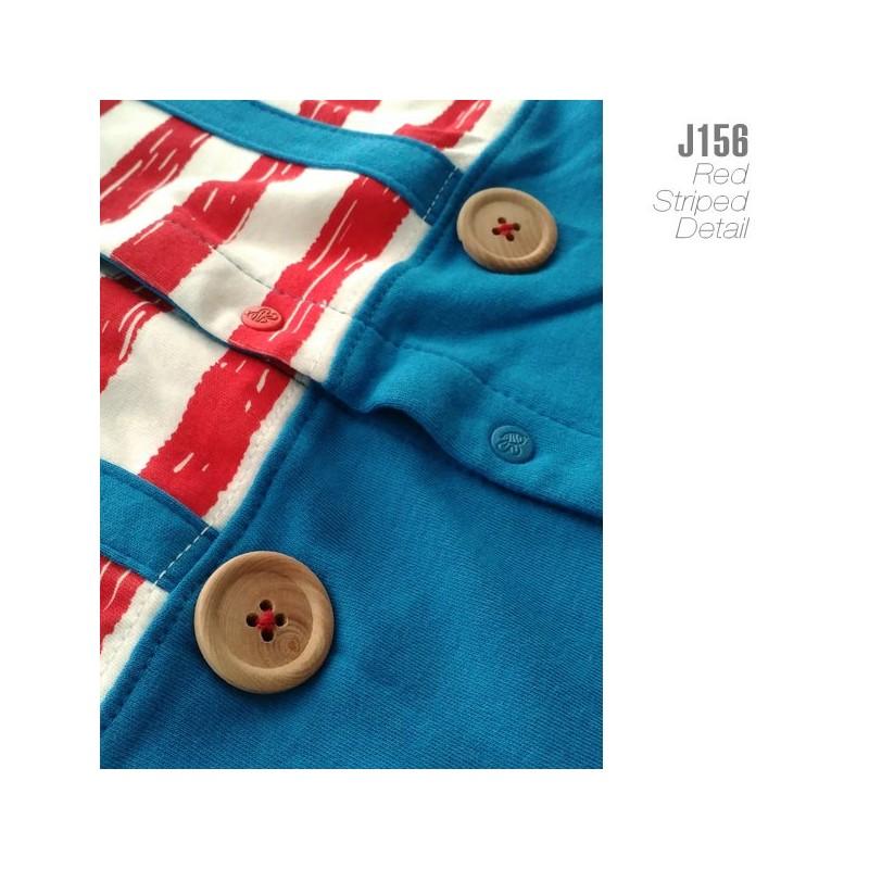 Holabebe: J156-Red Striped-Unisex Ho (end 6/24/2019 5:25 PM)