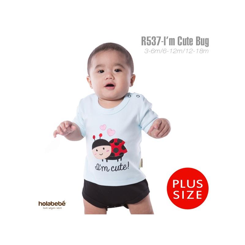 Holabebe: R537-I''m Cute Bug (Plus S (end 6/24/2019 5:26 PM)