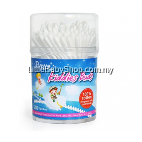 Pureen Kiddies Cotton Buds - 200 buds