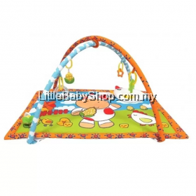 Simple Dimple Farm Cow Activity Playgym