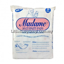 Pureen Madame Maternity Pads 20's