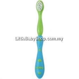 Nuby Easy Grip Soft Toothbrush (BEST BUY)