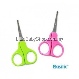 Basilic Baby Safety Scissors