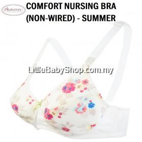 AUTUMNZ Comfort Nursing Bra (Non-Wired) Summer