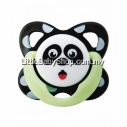 Tommee Tippee Pacifier Closer To Nature - Fun Style Soother 0 to 6M - 1pc Panda