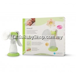 ARDO Amaryll Single Manual Breast Pump [Made in Switzerland]