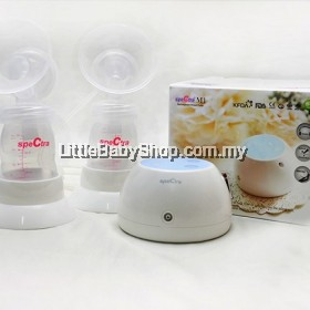 Spectra M1 Portable Electric Breast Pump (Double-Sided Pumping)