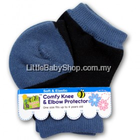 Bumble Bee Calming Blue Knee & Elbow Protector