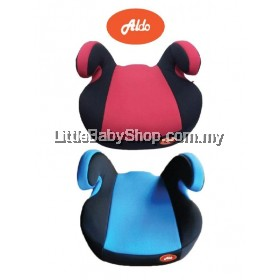 [PRE-ORDER] ALDO Booster Seat Base (Blue/Red) (15-36kg)