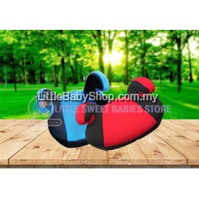 ALDO Innokids Booster Seat Base (15-36kg) - Blue / Red (NEW)