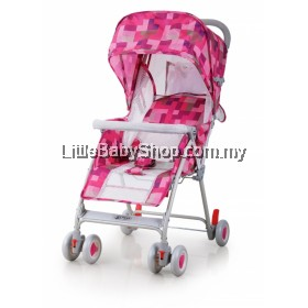 My Dear Lightweight Baby Stroller 18113 Red (Newborn - 15kg)