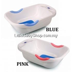 MY DEAR Baby Bath Tub 37024 (Blue/Pink)