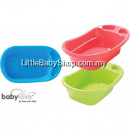 Babylove Bath Tub with Stopper XL (BL0162)