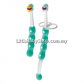 MAM Learn To Brush Set  Toothbrush (+6 mth)