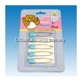 Pureen Nappy Pins 5s  (Best Buy )