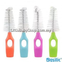 Basilic Nylon Teat Brush - 2 pieces
