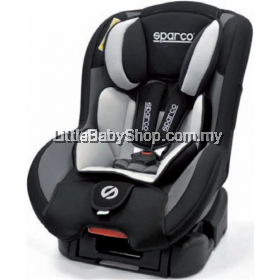 Sparco F500K Convertible Car Seat 0-18kg Black