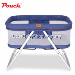 Pouch Foldable Bed Rocking Portable Cot H19