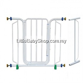 Otomo Baby Safety Gate Plus FREE Gate Extension