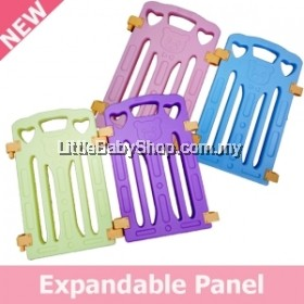 COBY FENCE Expandable Panel 3RB (2 pcs/set) Random Color