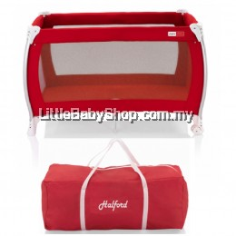 Halford Flinge Playpen Red