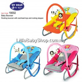 My Dear Baby Rocker/Bouncer 19002 (Blue/Pink/Orange)