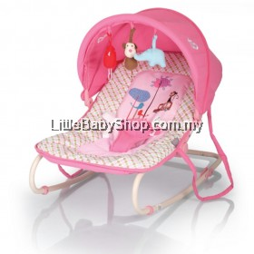 My Dear Tobby Baby Rocker Bouncer 19026 Pink