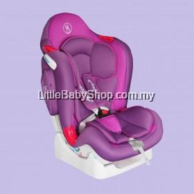 [PRE-ORDER] HALFORD Voyage XT Convertible Car Seat Purple