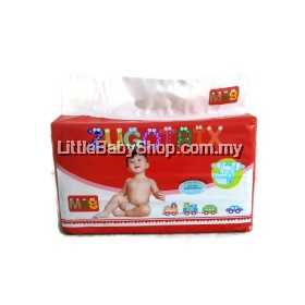 ZUGOTRIX SUPER DRY DIAPERS M38