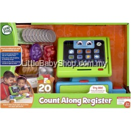 LEAPFROG Count Along Register