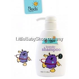 Buds For Kids Lavender Shampoo (350 ml)