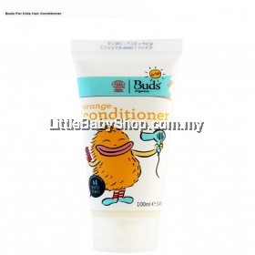 Buds For Kids Orange Conditioner (100 ml)