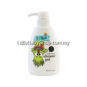 Buds For Kids Shower Gel Tutty Fruity (350ml)