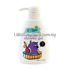 Buds For Kids Shower Gel Lavender (350ml)