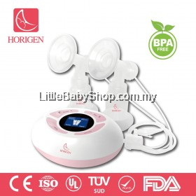Horigen Clature Double Electric Breast Pump