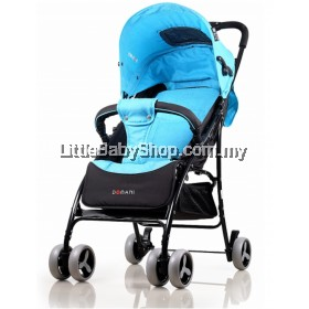 My Dear Domani Baby Stroller 18012 Blue (Newborn - 20kg)