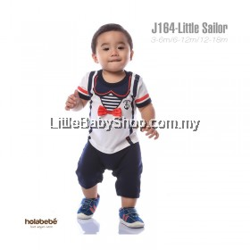 Holabebe: J164-Little Sailor Holabebe jumper