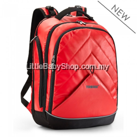 Terminus Urban Dad Bag 2.0 Red