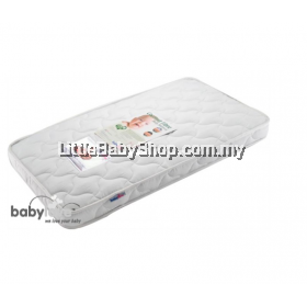 Babylove Hi-Density Foam Mattress