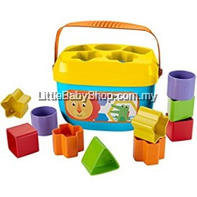 Fisher Price Brilliant Basics Babys First Blocks
