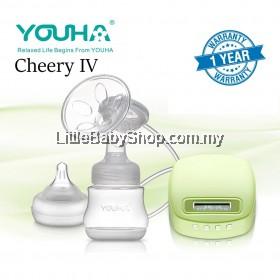 YOUHA Cherry IV Series Single Electric Breast Pump