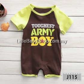 Holabebe: J115-Toughest Army Boy Holabebe Jumper
