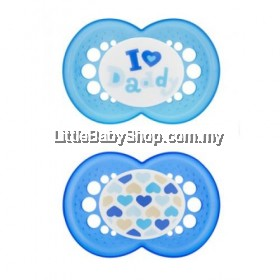 MAM Original Pacifier Soother-Twin Pack 6m+