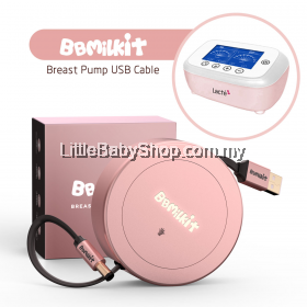 Bbmilkit USB Cable for Lacte Duet Elite Breast Pump