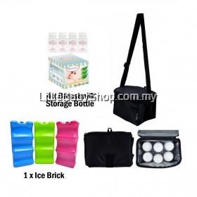 Autumnz Package Fun Foldaway Cooler Bag - Black