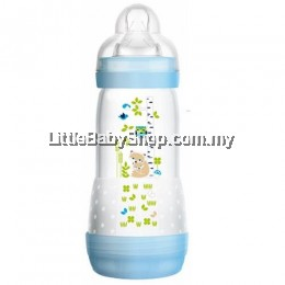 MAM Easy Start Anti-Colic 320ml/11oz Bottle Single-(Blue)