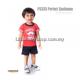 Holabebe: PS333-Perfect Gentle Man Holabebe Baby Suit