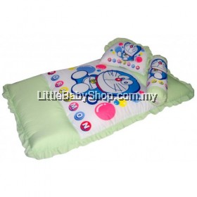 Pals Brands Doraemon 3 Pcs Mattress Set