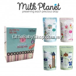 Milk Planet MY Little One Fairy Tale Double Ziplock Breastmilk Storage Bag 5oz/150ml