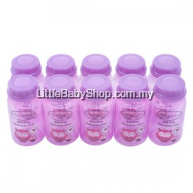 Autumnz Breast Milk Storage Bottles 10pcs/150ML